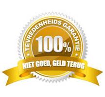 100% Garantie!